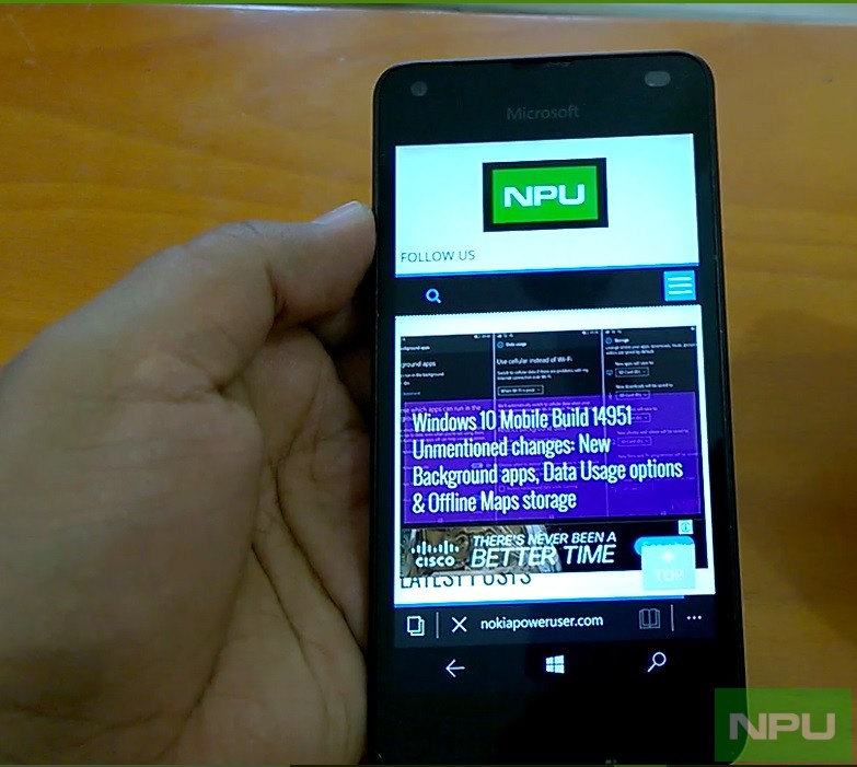 Windows 10 Mobile Full Coverage: News, Apps, Hands-on, Reviews