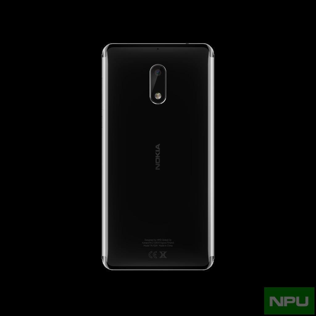 Nokia 6 Arte Black Limited Edition_1