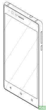 Nokia 3 patented design 1