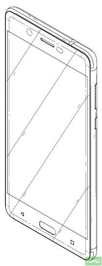 Nokia 5 patented design 1