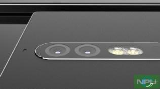 Nokia 8 leaked render 2