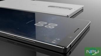 Nokia 8 leaked render 4