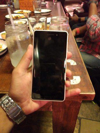 Nokia 6 silver