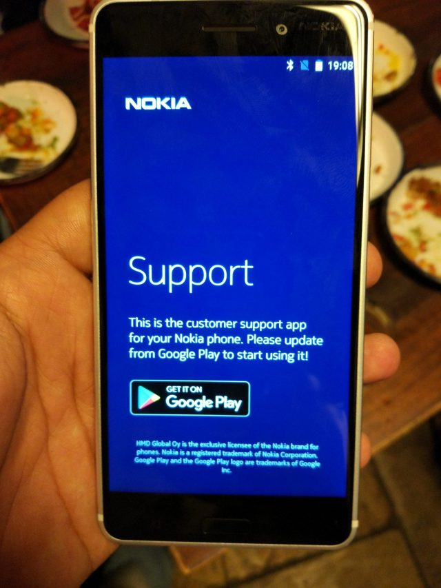 Nokia Support 1 Nokia introduces its official support app on Google Play Store, Users can now connect with Nokias support staff directly to solve the issues
