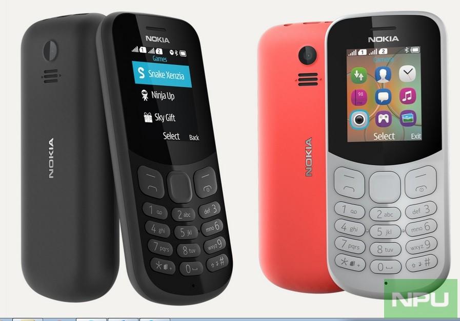 Nokia 130 family