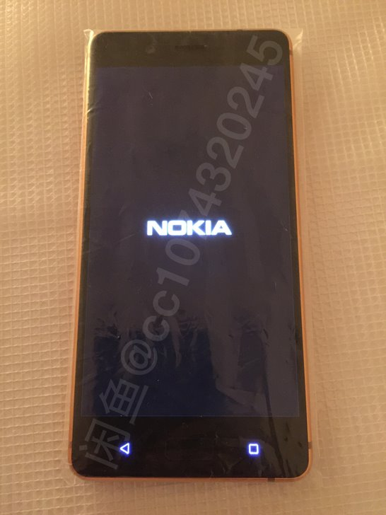 Nokia 8 new color model 2