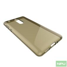 Nokia 9 Transparent-case Yellow