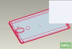 NOKIA 9 3D sketch leak 3