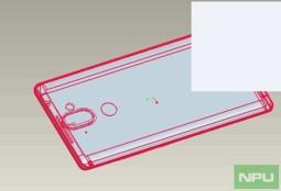 NOKIA 9 3D sketch leak 3