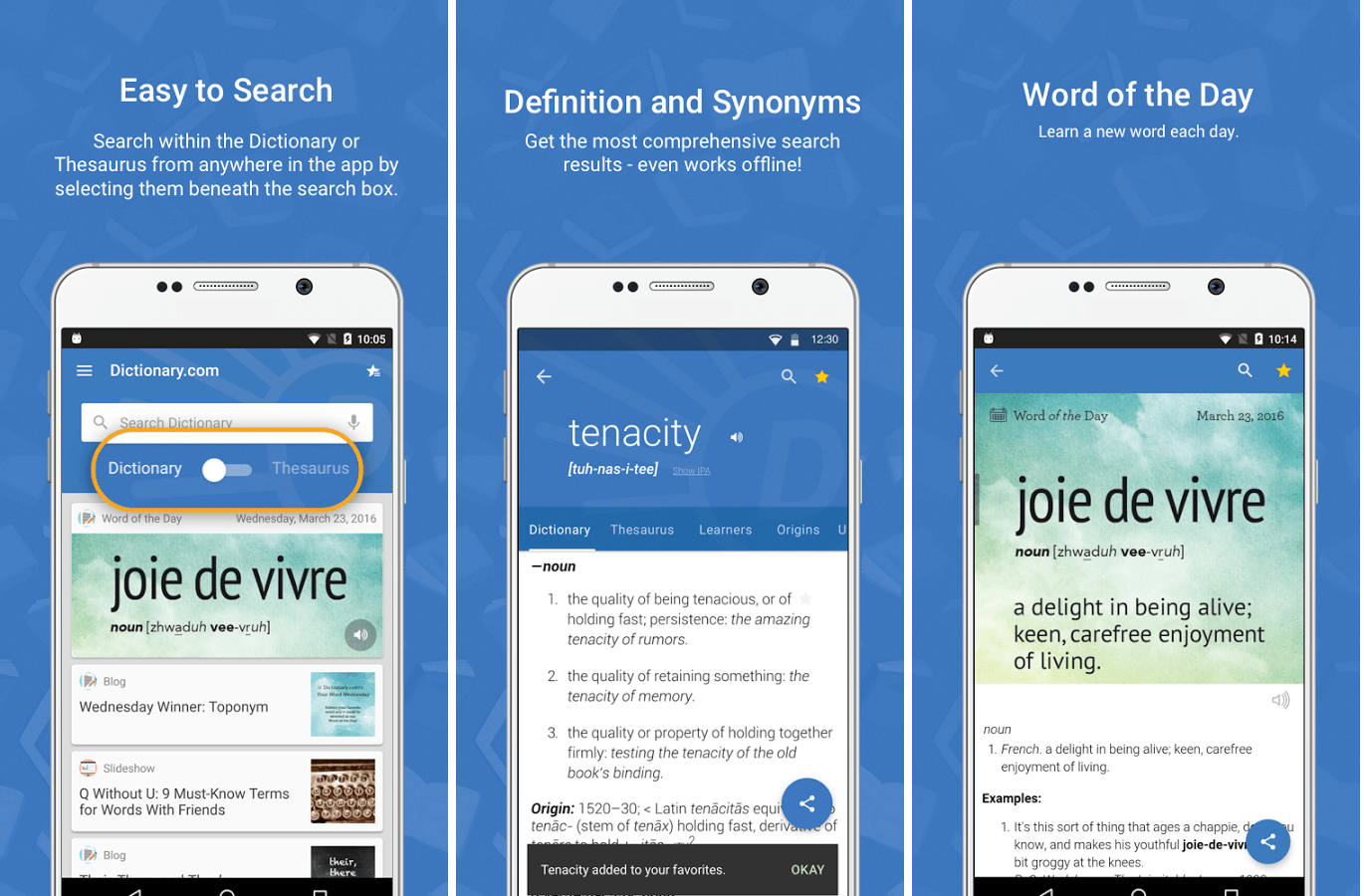 Best free dictionary apps for Android in 2018