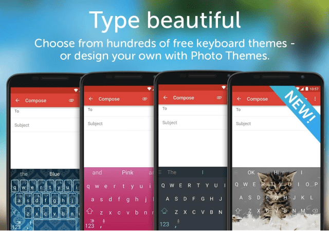 Best / Top free Keyboard apps for Android in 2018 (Download