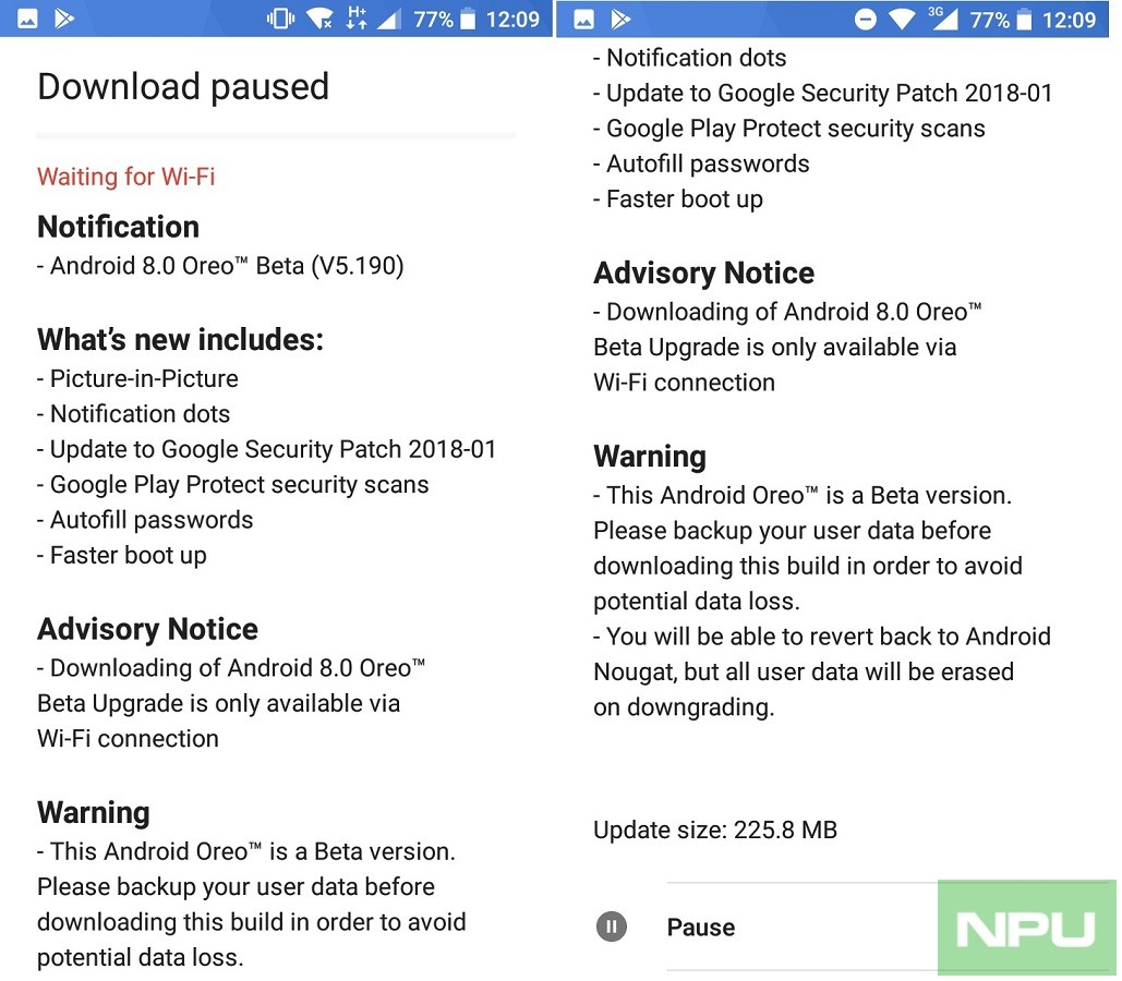 Nokia 6 Smartphone Gets Android 8.0 Oreo Update