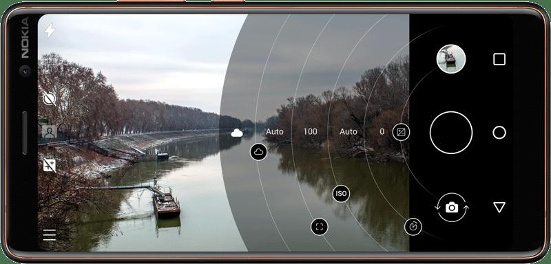 Exclusive 2018 Nokia Smartphones Face Unlock, Wake up, Glance Screen