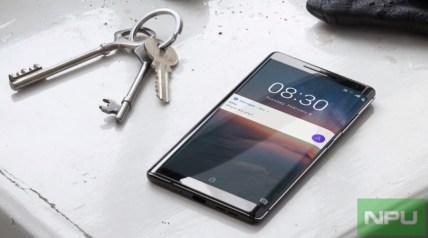 Nokia 8 Sirocco official