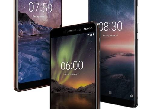 نتيجة بحث الصور عن Nokia X5 2018
