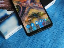 Nokia X6 close-up image 1