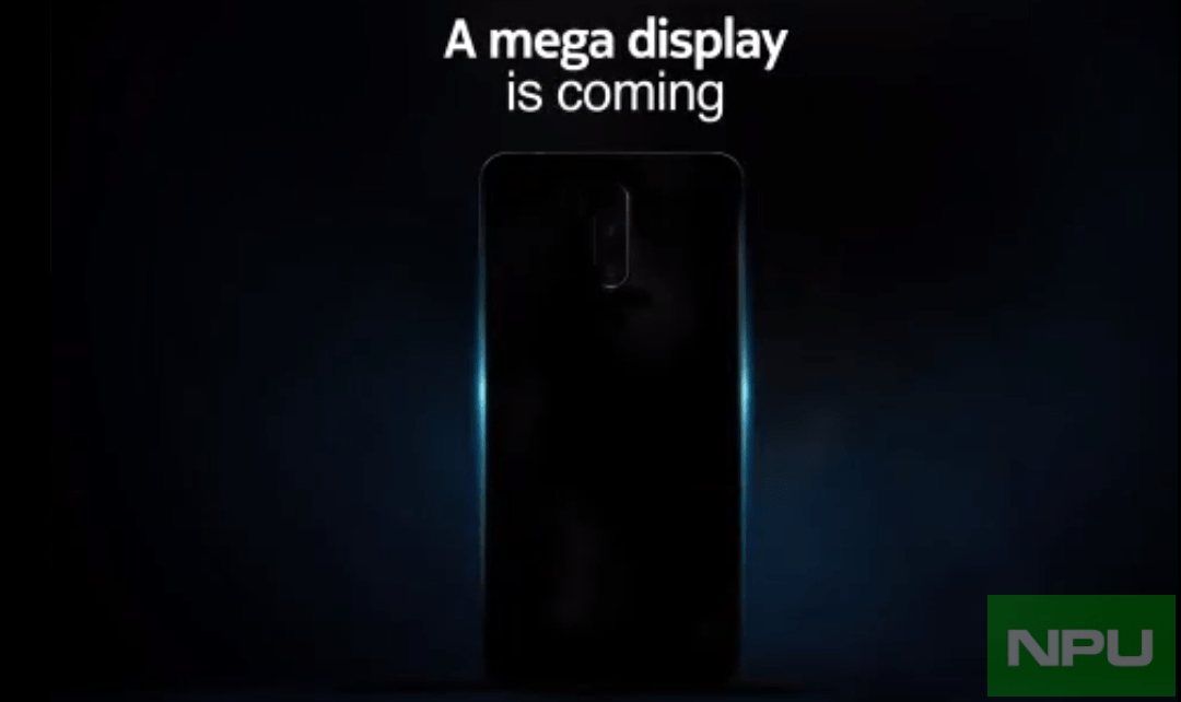"HMD teases a new Nokia smartphone with ""Mega Display ..."