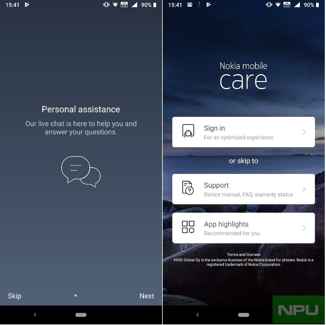 Manuale d'uso del Nokia 1 | Telefoni Nokia Italia