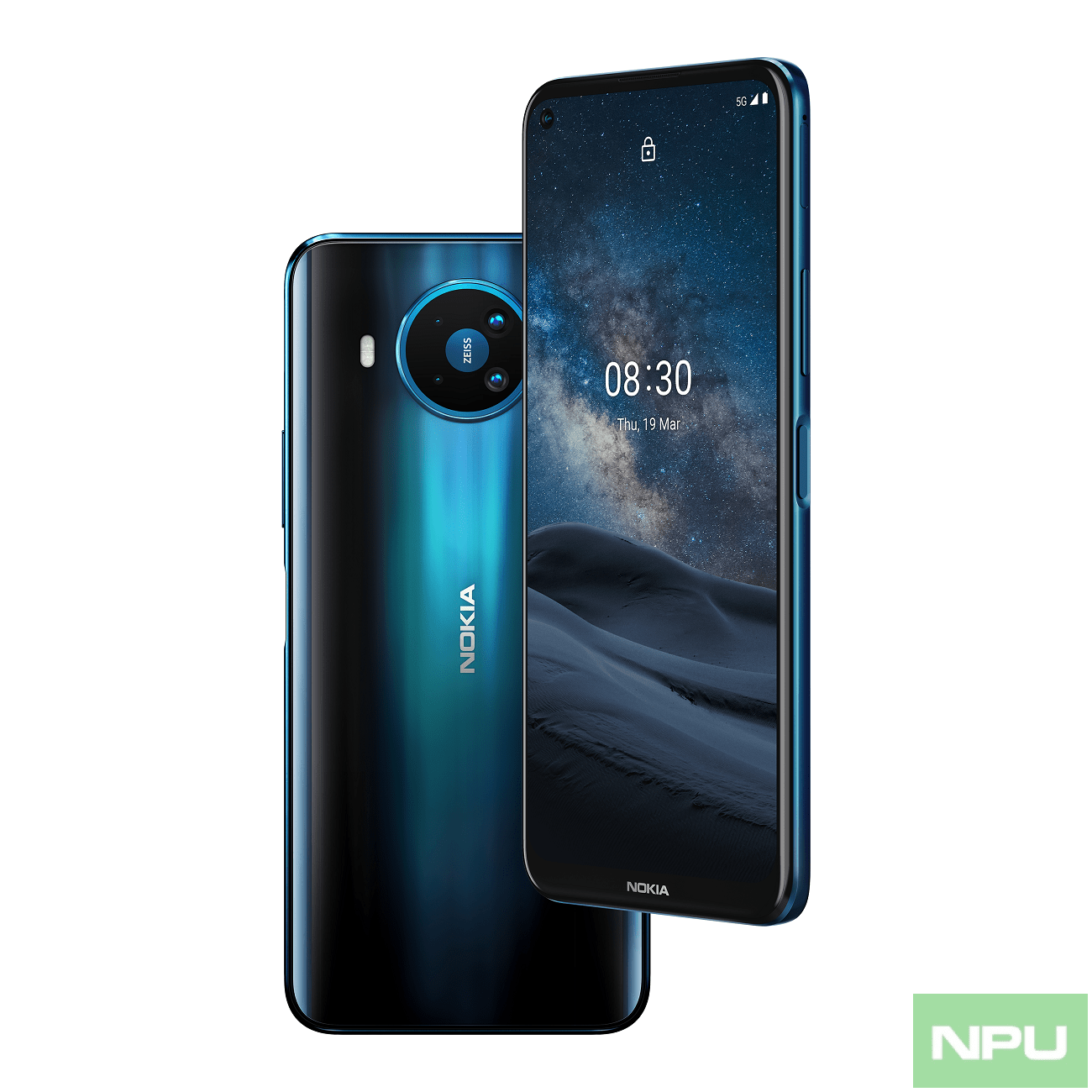 Nokia 8.3 5G starts receiving Android 11 update