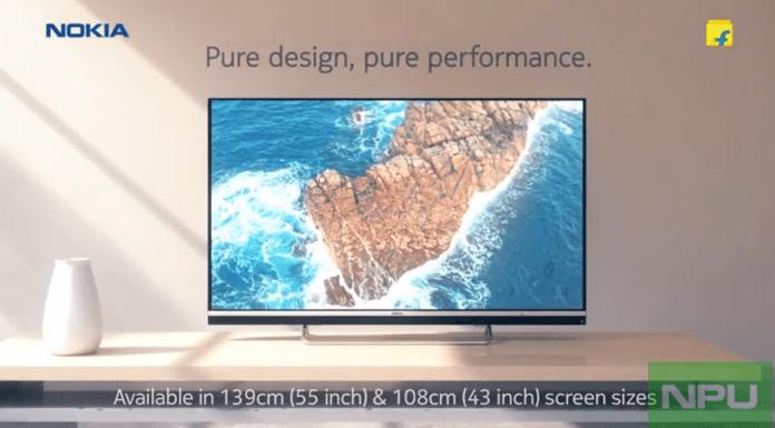 Nokia Smart TV 43-inch