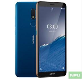Nokia C3 hero image big china