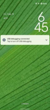 Android 12 lock screen UI changes 2