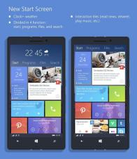 Concept Windows 10 for Phone by Ghani Pradita image 2