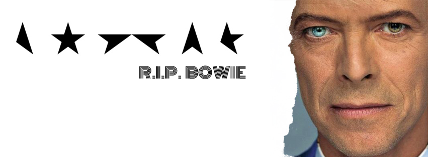 David Bowie facebook cover