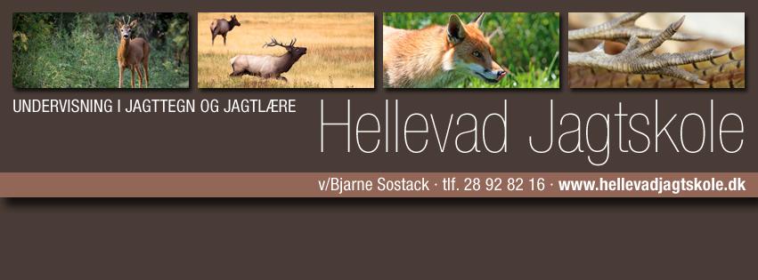 Hellevad Jagtskole facebook cover