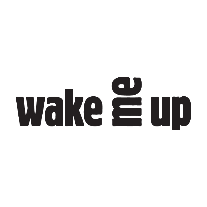 wake me up logo