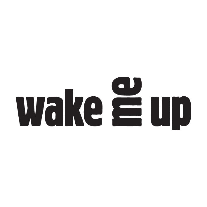 wake me up logo