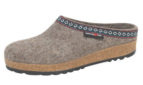 Chocolate Mens Clog Slippers