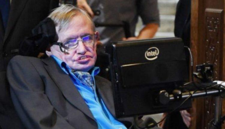 Stephen Hawking: 'Dünyayı 100 yıl içerisinde terk etmeliyiz'