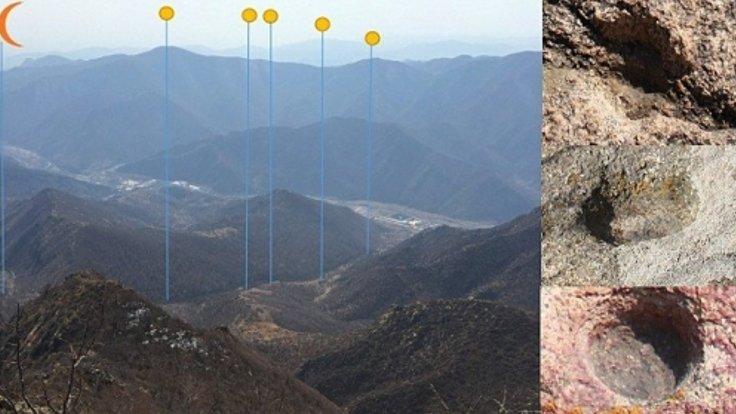 2 bin yıllık oymalar 'gezegen' çıktı