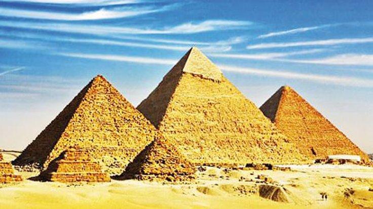Piramit işçisinin günlüğü bulundu!