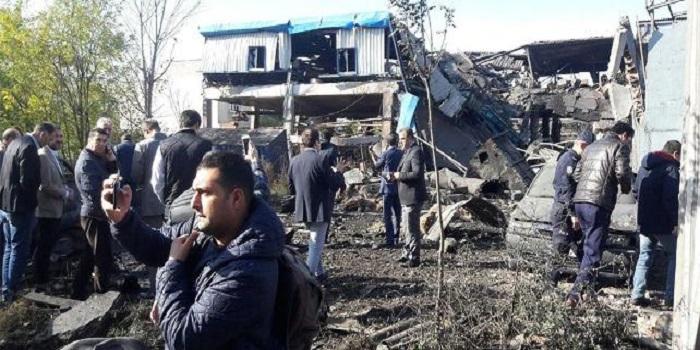 Bursa'da tekstil fabrikasında patlama: 5 işçi öldü, 16 işçi yaralandı