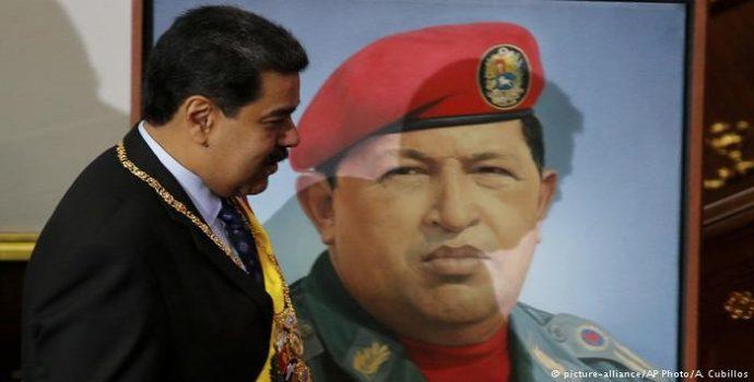 Venezuela'yı savunmak