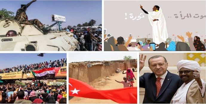 Sudan'da halk orduyu da istemiyor
