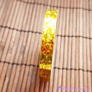 Зиг заг златно тиксо за нокти
