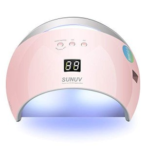 UV/LED професионална лампа за нокти - 48W