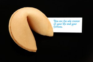 We design our own fortune