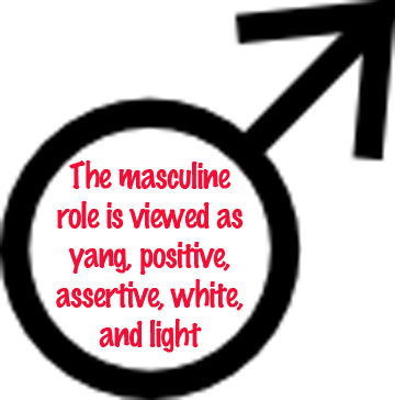 Masculine role