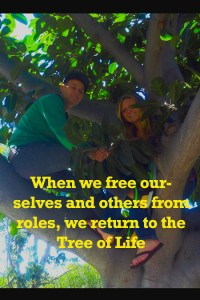 Freeing ourselves from roles
