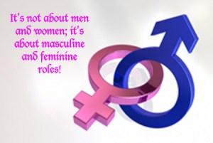 False masculine