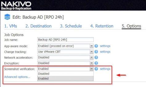 Top 5 soluzioni di backup per VMware ed Hyper-V: Nakivo