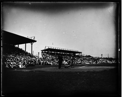 MiLB New Orleans - pelican stadium 1921
