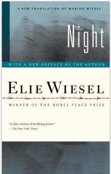 Elie Wiesel (1928-2016), Holocaust survivor and educator