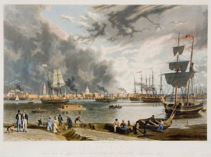 1841 New Orleans color