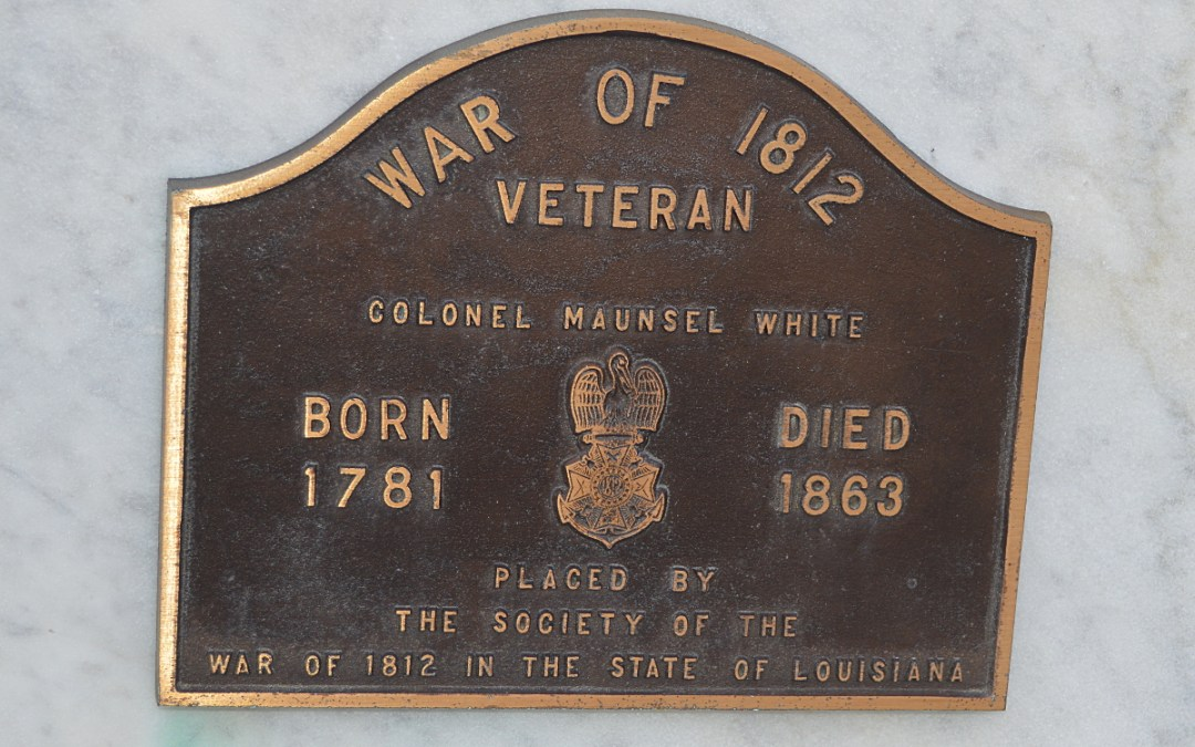 Podcast: Maunsel White in the days after the Battle of New Orleans