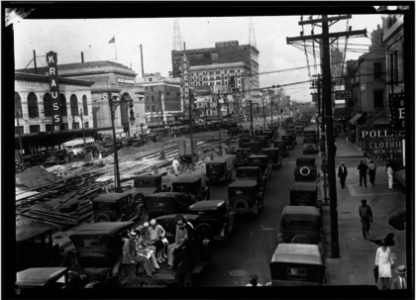 canal street 1930